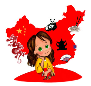 Molly wonders what awaits in Shanghai, China!